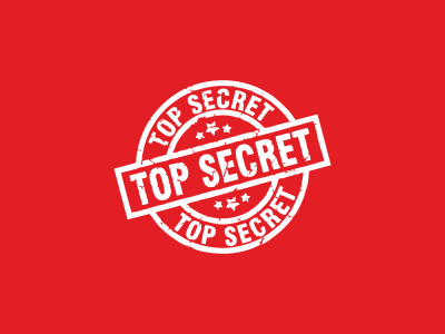Protected: TOP SECRET